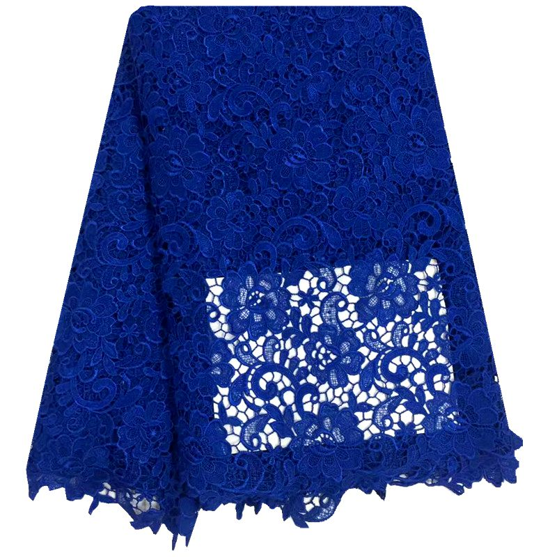 High Quality African Tulle Lace Fabric For Wedding Dark Blue African Lace Nigerian Lace Latest African French Lace Fabric